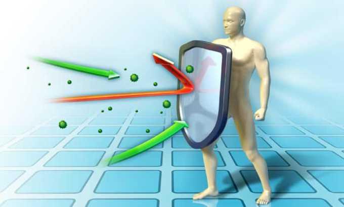 Ретинол укрепляет иммунную систему