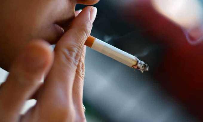 Курение считается одной из причин возникновения эутиреоидного зоба