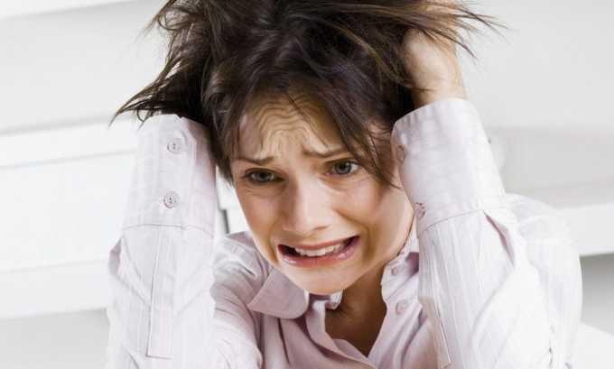 При передозировке проявляются признаки шока