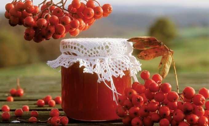 При тиреоидите показан сок из красной рябины