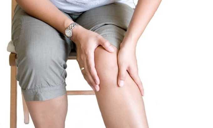 Лекарственное средство лечит поражения суставов, которое было вызвано развитием артрита или артроза