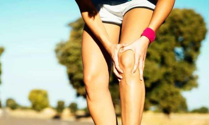 Voltaren используется при спортивных травмах