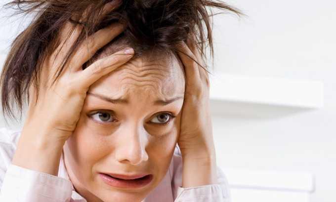 Нервозность может быть сигналом к обследованию щитовидной железы