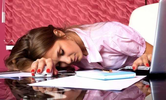 Витамин Е в больших дозах может стать причиной сонливости и утомляемости