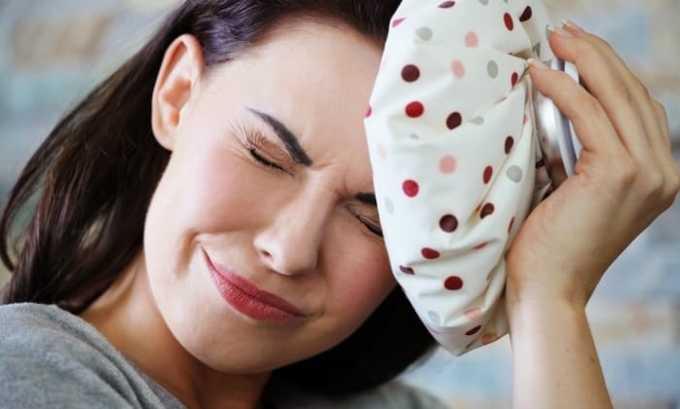 Препарат предназначен для пациентов, страдающих мигренями