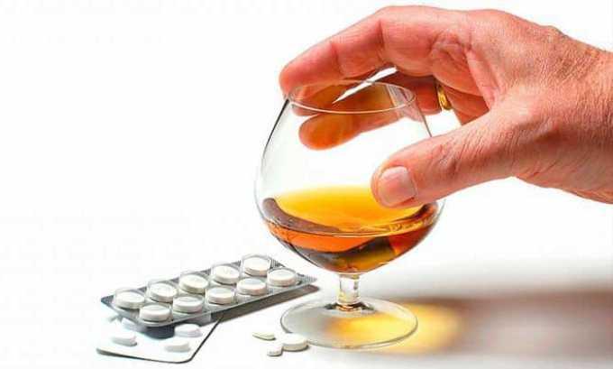 Клинические исследования не обнаружили отрицательного воздействия на внимание и координацию, но было отмечено усиление эффекта при совместном приеме с алкоголем