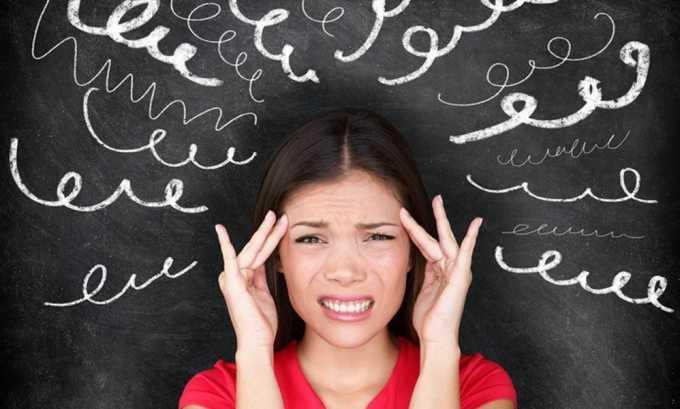 К одному из главных симптомов послеродового тиреоидита можно отнести беспричинную раздражительность