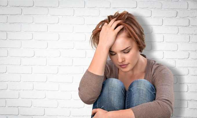 Депрессивные расстройства - симптом наличия проблем с щитовидной железой