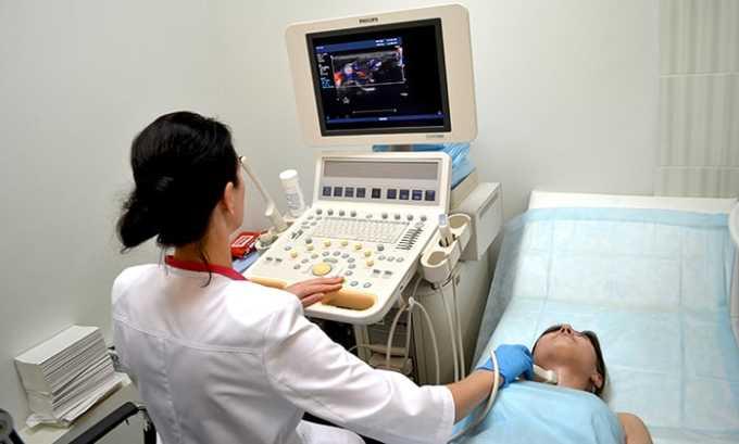 Всевозможные изменения и болезнетворные процессы в щитовидной железе отражаются на плотности органа и, соответственно, влияют на неоднородность цвета на снимке