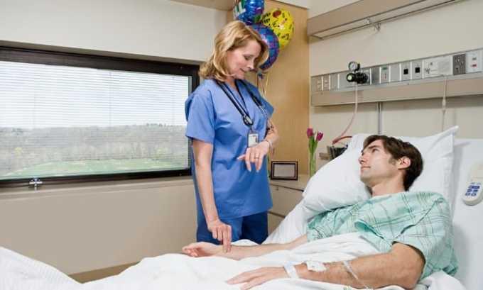 Лекарство прописывается во время восстановления после травм, операций и заболеваний