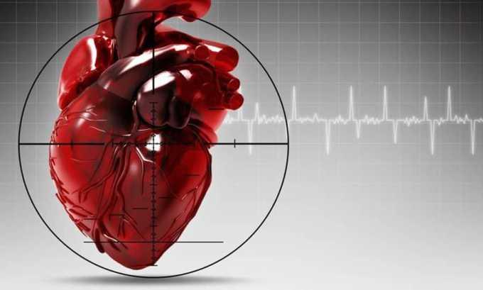 Не применяют l-тироксин 125 при обостренном инфаркте миокарда
