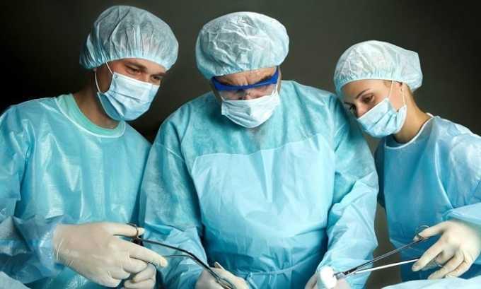 Препарат помогает предотвратить повторное возникновения зоба после проведения операции