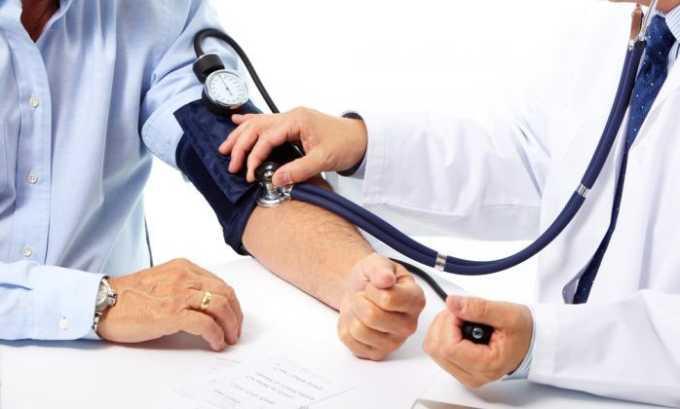 Повышенное давление является признаком проблем с щитовидной железой