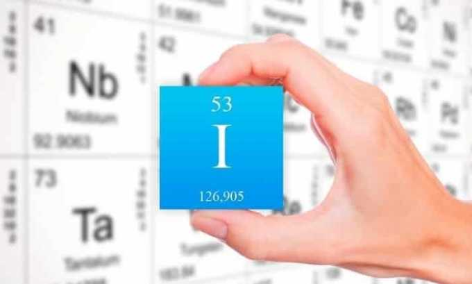 Способствует появлению опухолей на щитовидке дефицит йода в организме