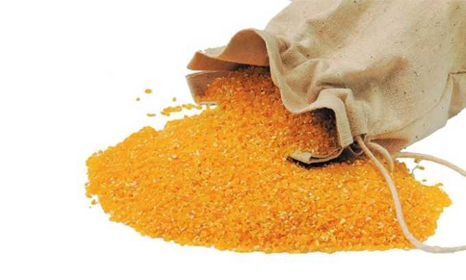К дополнительным ингредиентам также относится кукурузный крахмал