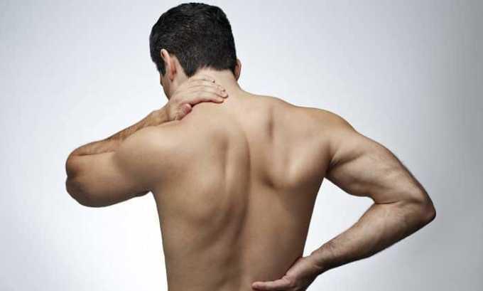 В мышцах и суставах появляется очень неприятная ломота