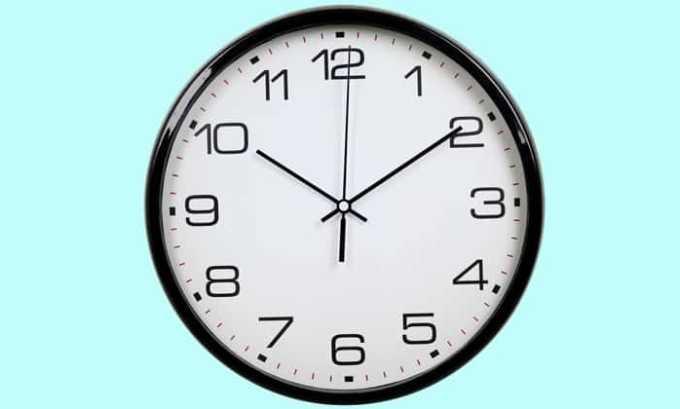 Время действия компресса- около получаса
