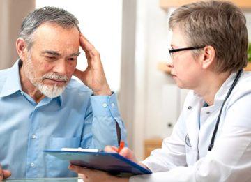 Увеличенная щитовидная железа у мужчин: причины и лечение