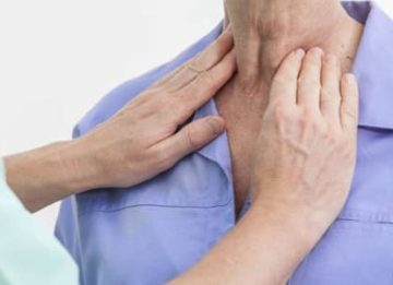 Как определить появление кисты на щитовидке и что делать затем?