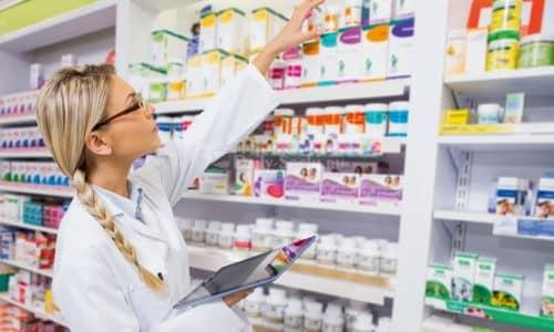 Препараты отпускаются без рецепта врача, в отделах витаминов и БАДов