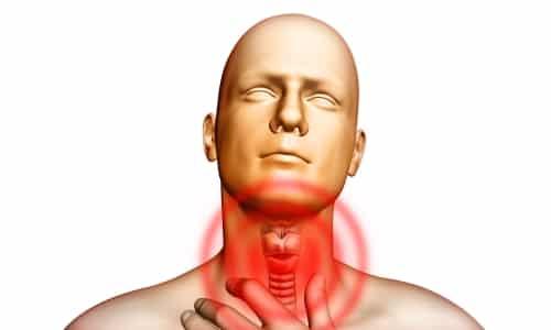 При нарушении деятельности щитовидной железы замедляется или вовсе может прекратиться выработка тиреотропного гормона ТТГ