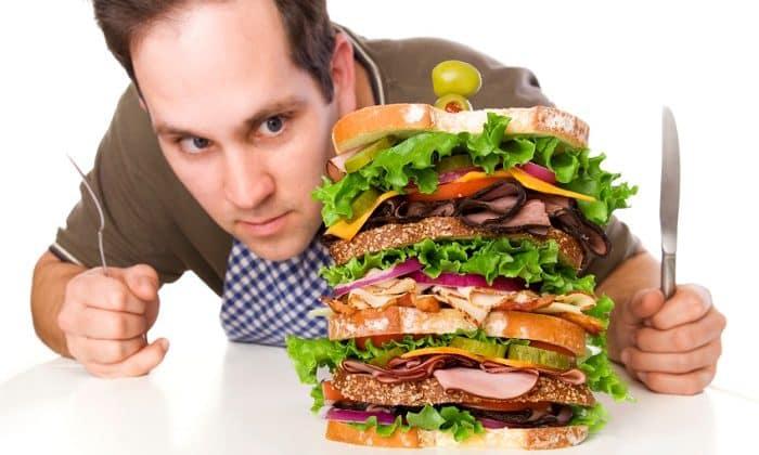 Сексуальное поглощение пищи неожиданность!