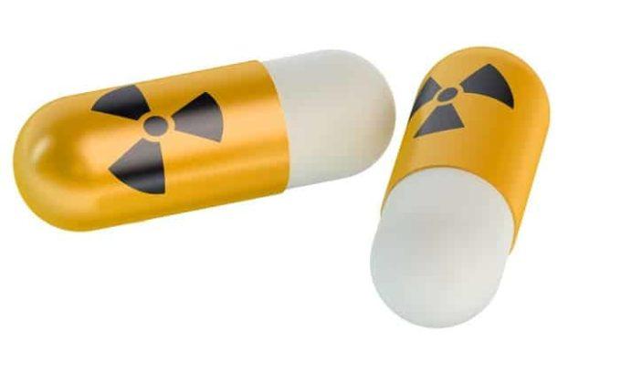 Лечение радиоактивным изотопом йода приводит к гипотиреозу