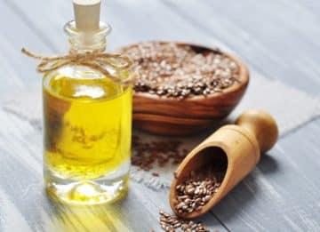 Лечение щитовидной железы в домашних условиях льняным маслом