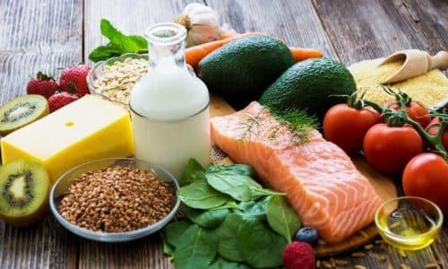 Желательно придерживаться основных правил здорового и полноценного питания
