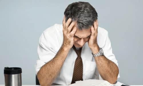 Стресс - один из факторов влияющий на нарушения функций щитовидки