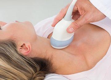 Нормы показателей при УЗИ щитовидной железы