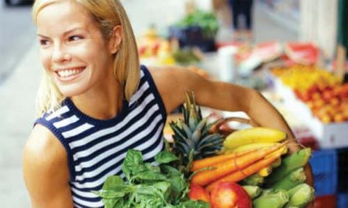 Сбалансированное питание необходимо для нормального функционирования желез внутренней секреции