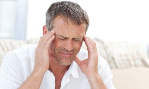 Головная боль является одним из симптоиов клинико-гормонального дисбаланса щитовидной железы