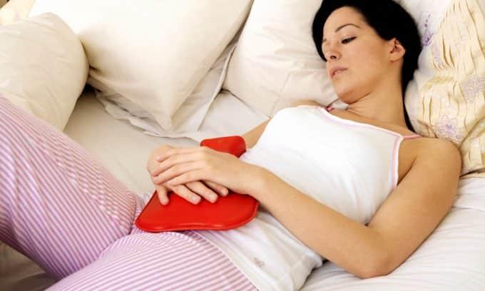 Нарушение менструального цикла - один из симптомов тиреотоксикоза