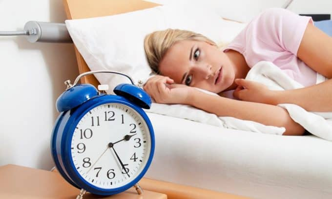 Нарушение сна является симптомом тиреотоксикоза