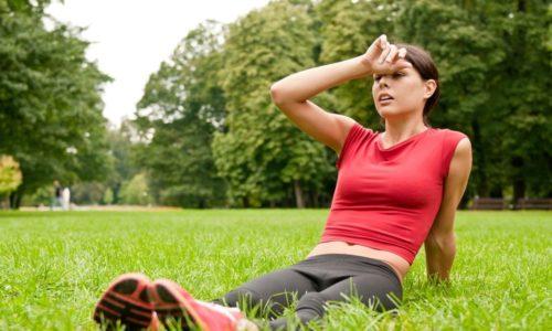 Одышка - симптом увеличения щитовидки