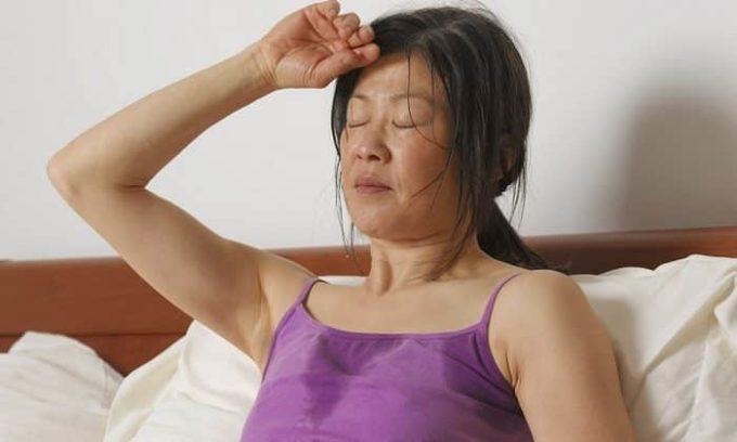 Потливость при избытке гормонов щитовидной железы