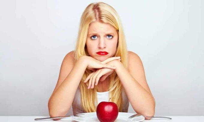 Потеря аппетита - признак заболевания щитовидной железы