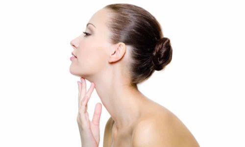 Дискомфорт в области щитовидной железы свидетельствует о наличии заболевания или патологии