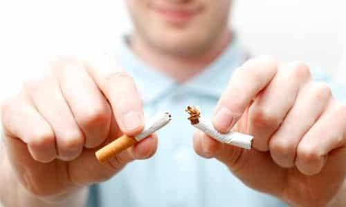 Главной рекомендацией является необходимость полностью исключить курение из повседневной жизни