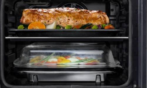 Лучшим вариантом будет приготовление пищи на пару или запекание в духовке