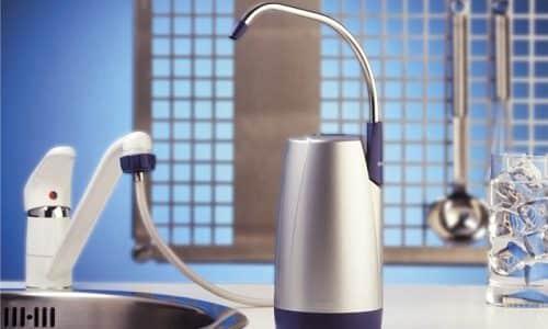 Усвоение йода щитовидной железой тормозит хлорированная водопроводная вода, которую нужно фильтровать
