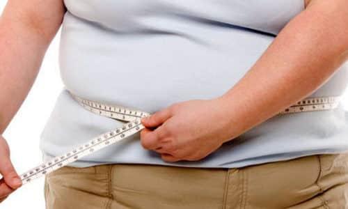 Увеличение массы тела происходит при третьей стадии тиреоидита де Кервена