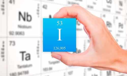 Йод необходим для полноценной выработки гормонов щитовидной железы, участвующих в формировании мозговых структур ребенка