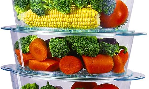 Натуральные продукты, подвергшиеся оптимальной тепловой обработке, сохраняют максимум своих полезных свойств