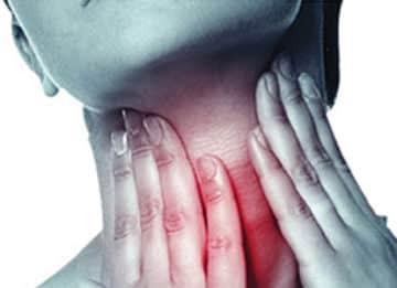 Воспалительное заболевание щитовидной железы: подострый тиреоидит