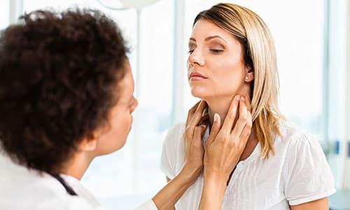 Узловой зоб - это наиболее распространенная болезнь щитовидной железы