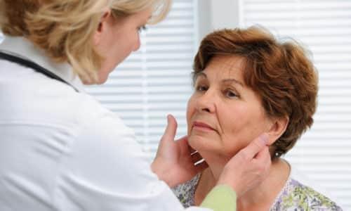 Чаще всего фолликулярная аденома обнаруживается у женщин пожилого возраста
