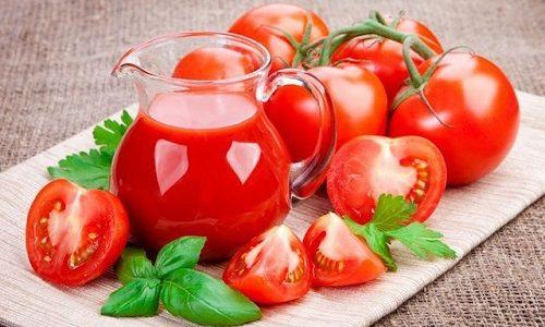 Картофельную запеканку лучше запивать томатным соком