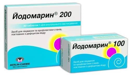 Во избежание бесплодия или выкидыша эндокринолог назначает курс приема Йодомарина